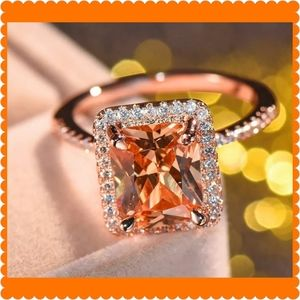 ⭐JUST IN⭐❤Luxury 18K Rose Gold Filled❤